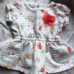 Baby Girl's Newborn Top